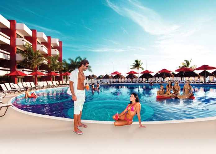 The Cancun temptation