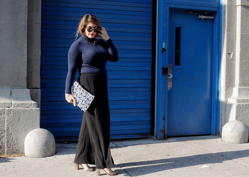 Wide Length trousers