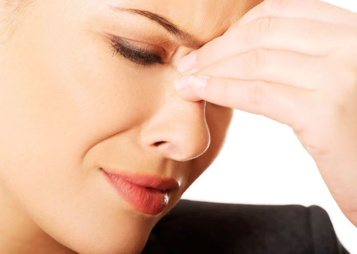 Relief from Sinusitis
