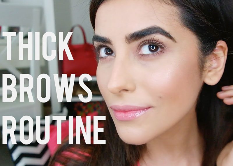 Natural Home Remedies For Thicker Eyebrows