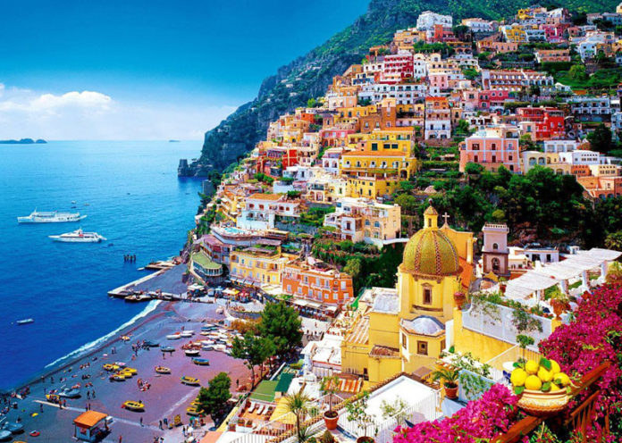 Amalfi Coast Italy Europe