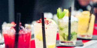 Refreshing Cocktail drinks