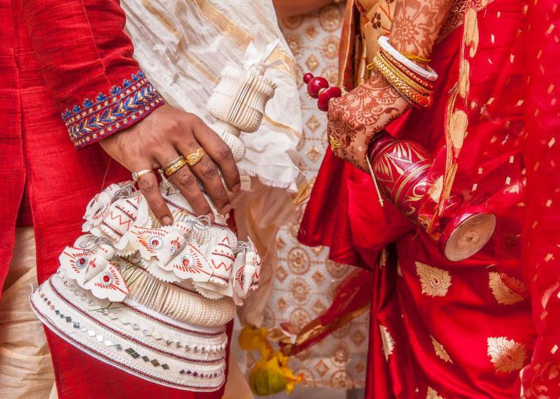 Amazing Colourful Bengali Hindu Wedding Celebration Bengali Wedding