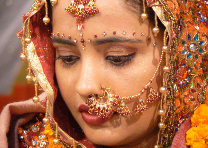Uttar Pradesh Spoked Nose Rings