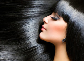 Natural Dry Hair Care