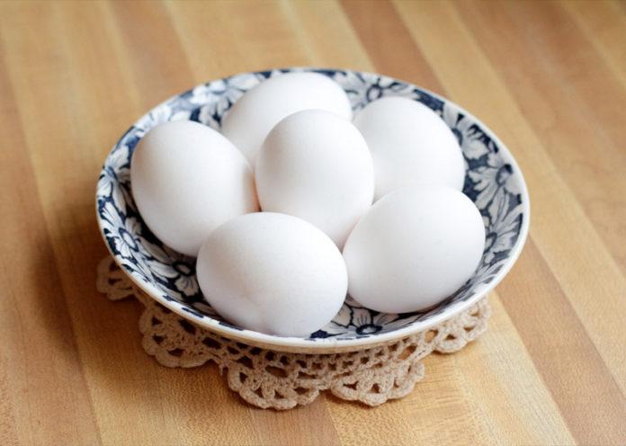 Egg treatment