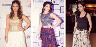Bollywood Fashionable Skirts