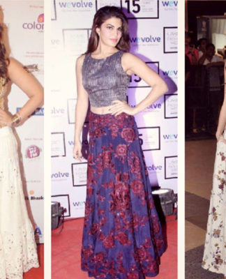 Bollywood Fashionable Skirts