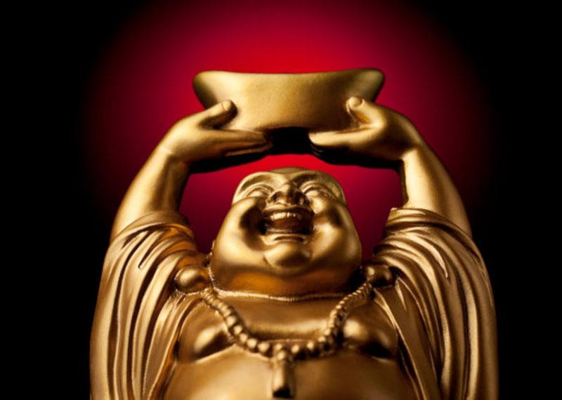 Laughing 'Buddha'