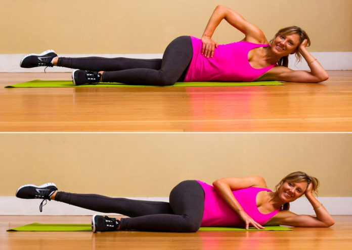Pilates Leg Lifts