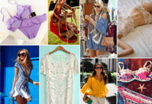 Honeymoon Attires