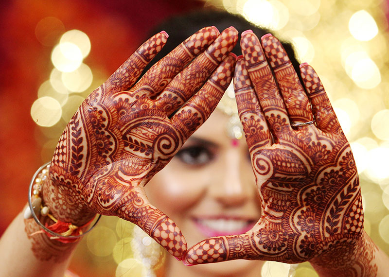 Mehndi Party Entertainment Ideas : Some mehndi favours for guests ideas forever memory