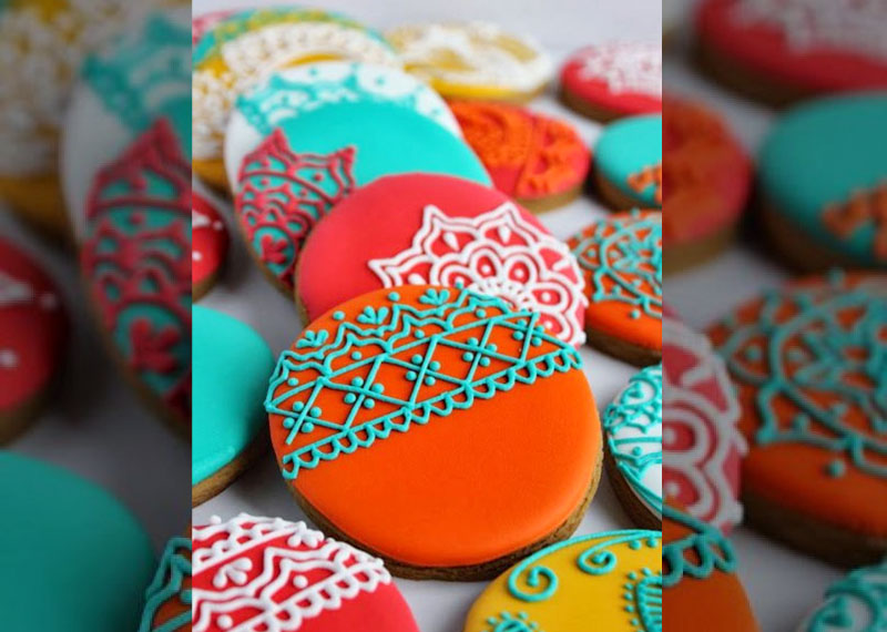 Mehndi Party Snacks : Amazing mehndi party ideas for a memorable function