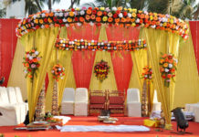 Decorating Outdoor Weddings