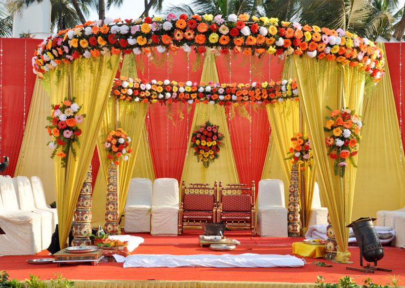 More decorating outdoor weddings ideas india planning tips decorating outdoor weddings indians love wedding junglespirit Gallery