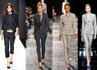 pant suits for office