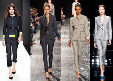 Style Your Corporate Look With Pant Suits
