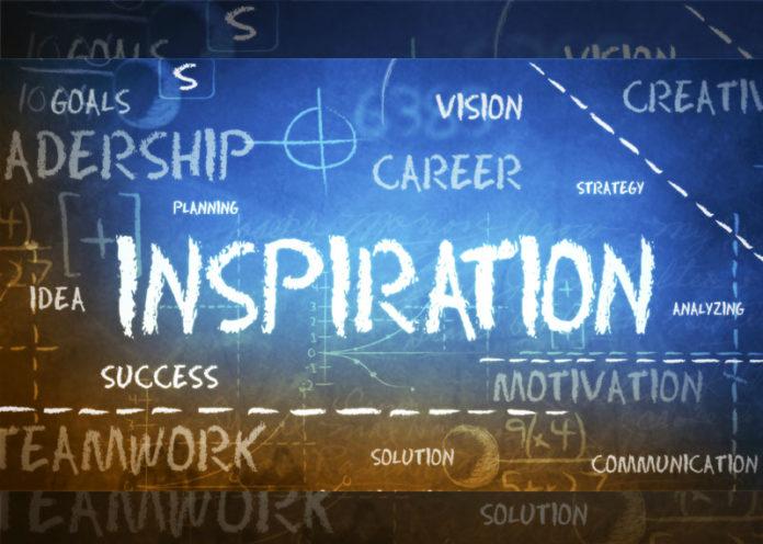 Find inspiration