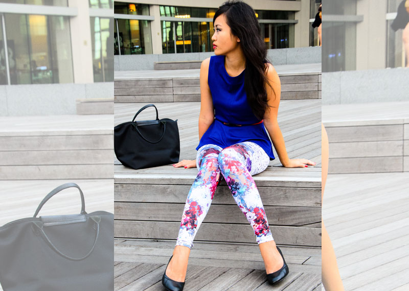 Tips To Style Your Printed Pant Look