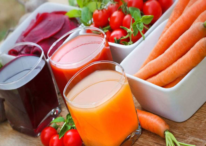 Fruits or vegetable Juice
