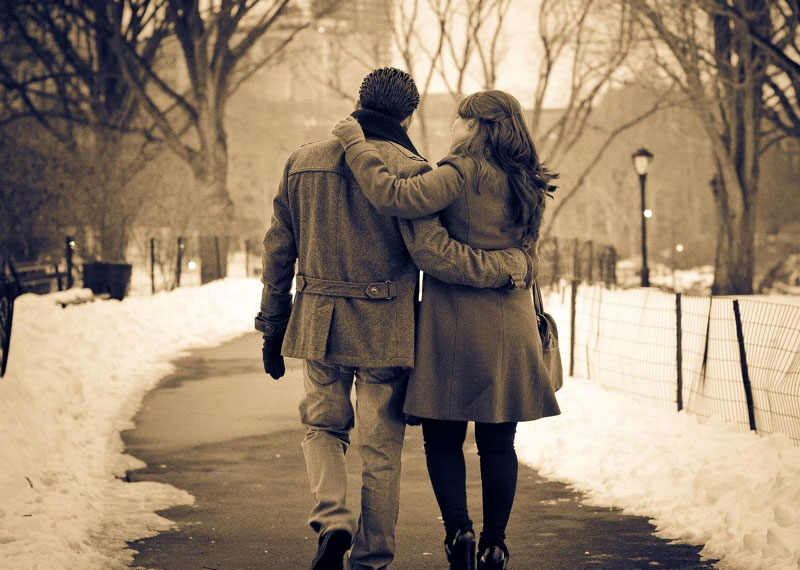 Lose the traditional relationship notions