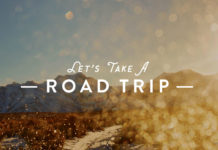 Enjoy a Road Trip