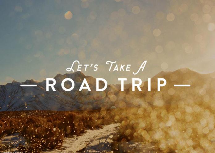 Enjoy a Road Trip