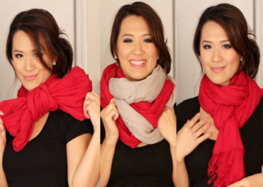 Scarf Trends - A Look You Can Wear Everyday