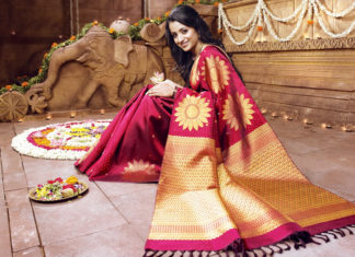 Traditional sarees you can wear