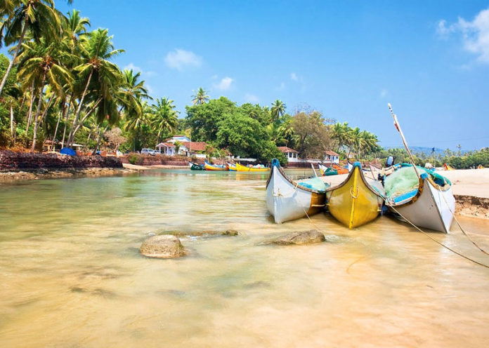 Top Beaches In India