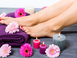 Pedicure At Home