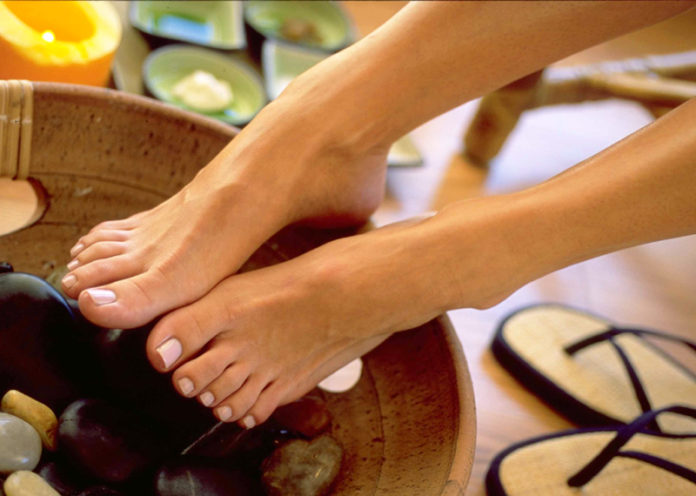 Home Remedy for Tired Feet