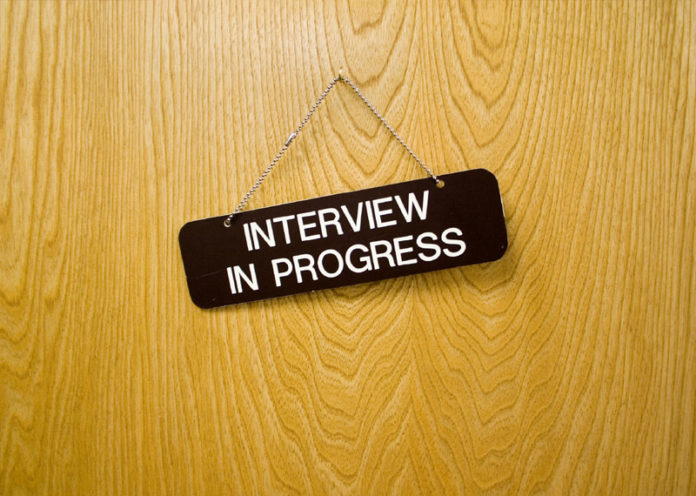 remember during an interview