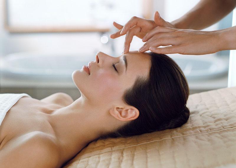 Oil massages
