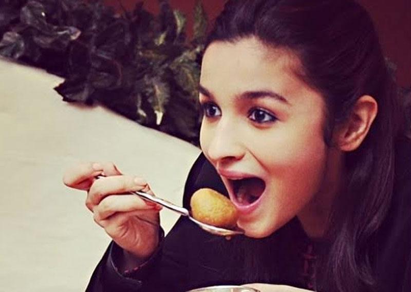 Alia Bhatt's Diet