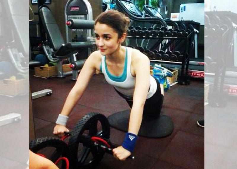 Alia Bhatt's Fitness Routine