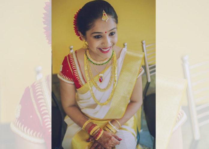 Malayali Bride