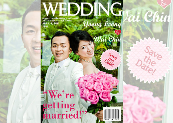Magazine Invite