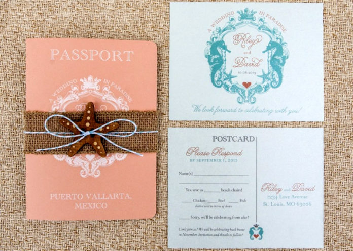 Passport Invite