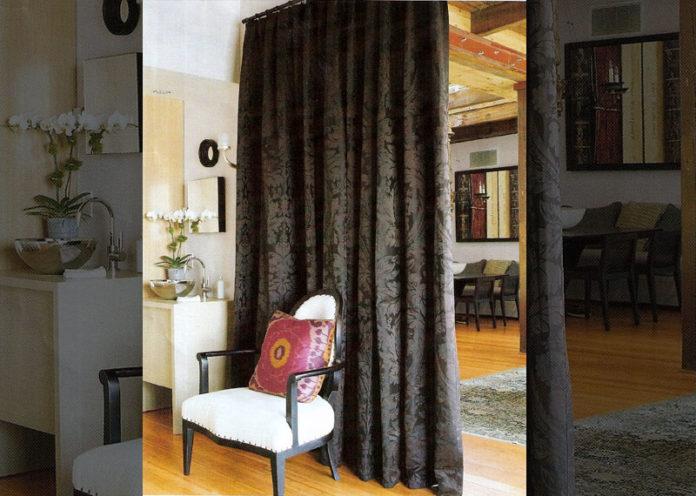 Hang Interior Curtains