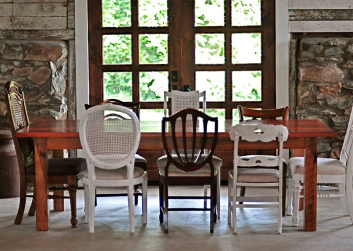 Mix-And-Match Chairs