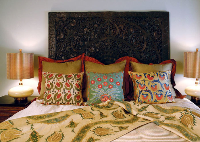Mix and match your bedding