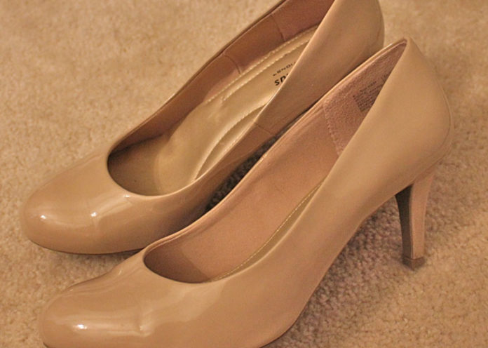 Find nude Pumps in your skin tone