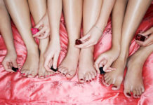 Pedicure Products To Keep At Home