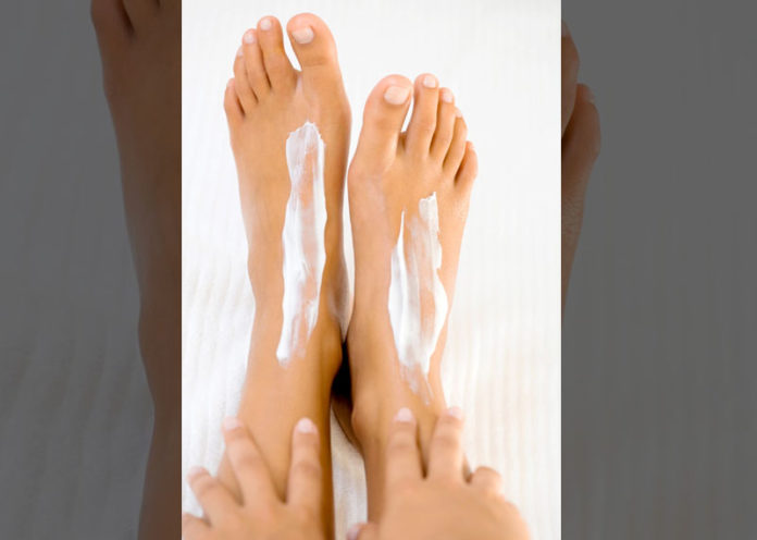 Repair foot care cream
