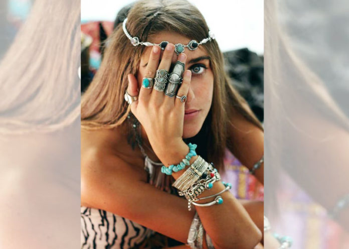 Hipster jewellery