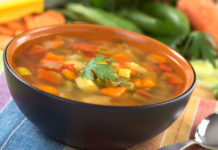 Vegetable Soups For Weight Loss