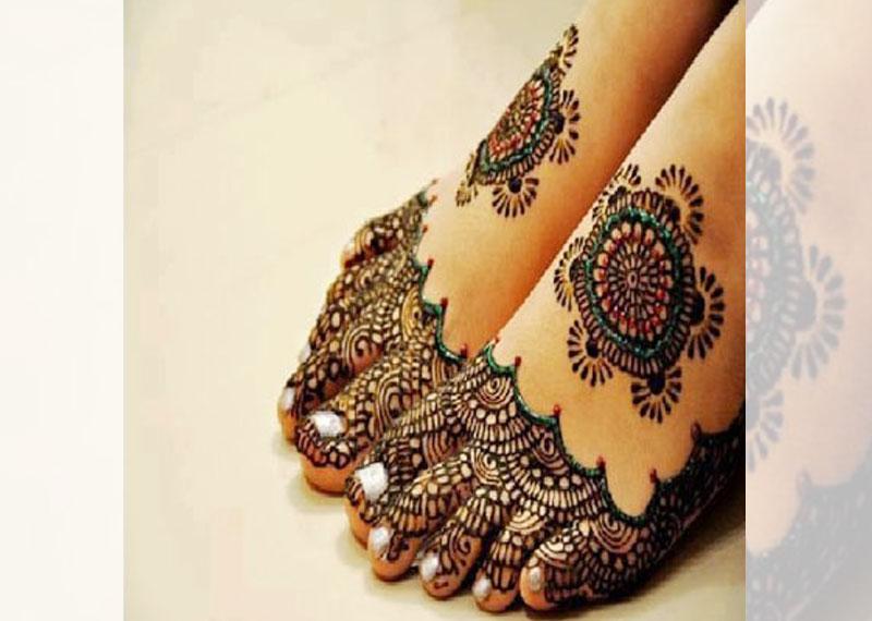 authentic henna colour