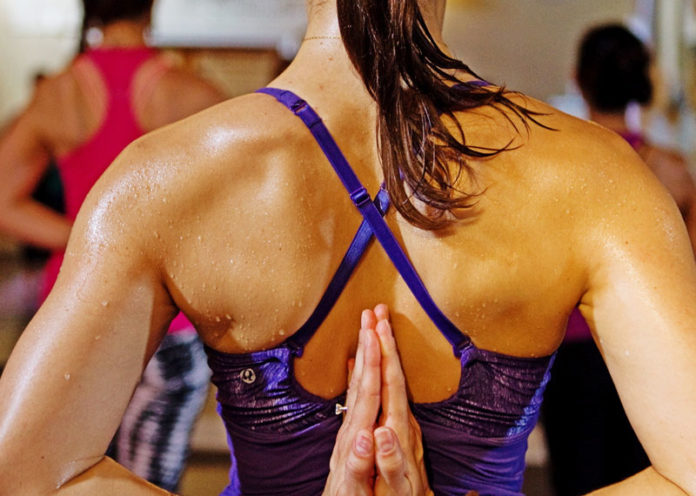 Myth - Hot yoga