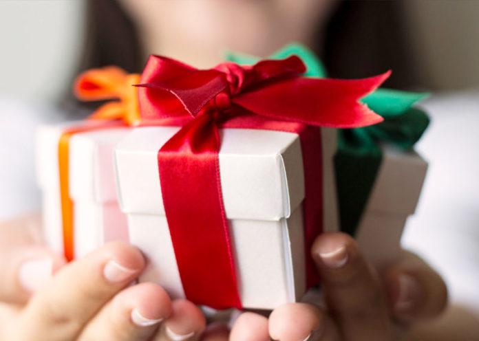 Take a gift along